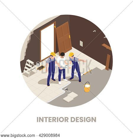 Professional Designer Solutions For Creating Comfortable Interiors In Collaboration With Constructio