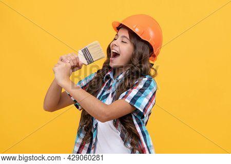Kid Education. Renovation Work. Improve Your Childhood. Future Renovator. Improvement.