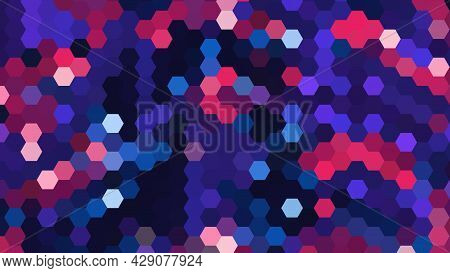 Neon Background. Design For Curtains, T Shirt, Bed Sheet, Table Cloth, Carpet, Tiles, Sari And Fabri