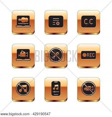Set Sound Or Audio Recorder, Speaker Mute, Music Player, Mute Microphone, Online Video, Subtitles, P