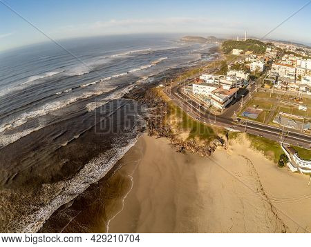 Aerial View Of Torres Beach