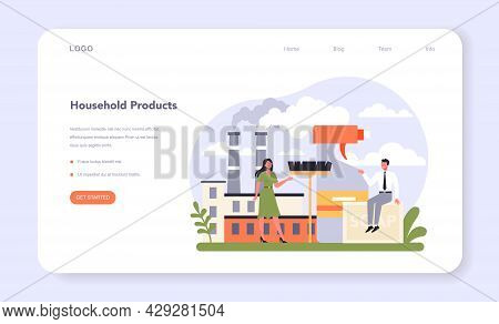 Household And Personal Products Industry Sector Of The Economy