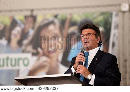 Luiz Fux President Of The Stf Of Brazil