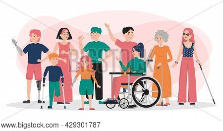 International Day Of Persons With Disabilities Banner