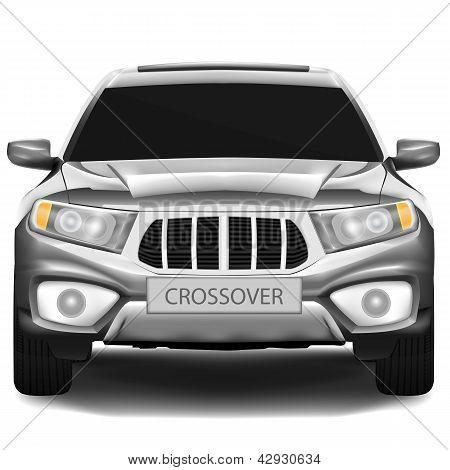 Кроссовер автомобиль