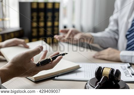 Attorneys Or Lawyers Are Advising Clients In Defamation Cases, They Are Collecting Evidence To Bring