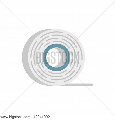 Survival Scotch Icon. Flat Illustration Of Survival Scotch Vector Icon Isolated On White Background