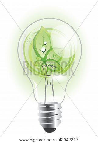 Sustainable Lightbulb