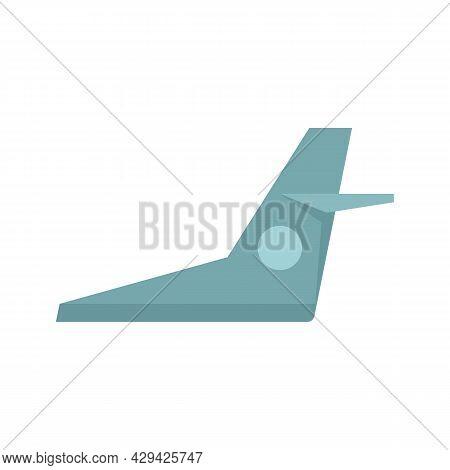 Aircraft Repair Fix Icon. Flat Illustration Of Aircraft Repair Fix Vector Icon Isolated On White Bac