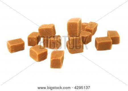 Caramel Pieces