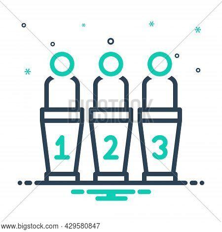 Mix Icon For Participant Player Contestant Colleague Coparcenary Copartner Participator Partaker Par