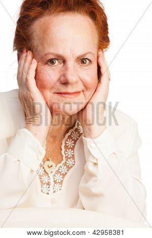 Pretty Old Lady