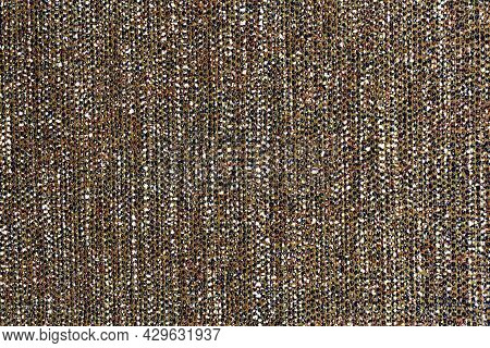 Glimmering Small Stones Background With Shimmer Glitter Texture