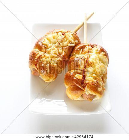 Corn Hot Dogs