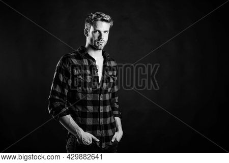 Exhibit Masculine Traits. Standards Of Manliness Or Masculinity. Meaning Of Modern Manliness. Handso