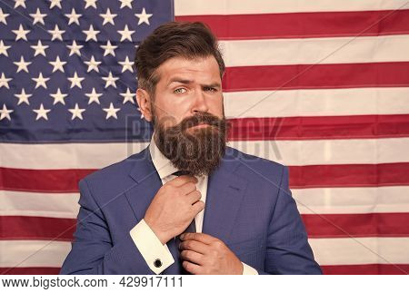 Tv Host. National Holidays. Proud Of Motherland. American Reform. July 4. American Citizen Usa Flag.