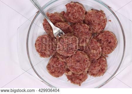Traditional Italian Pork Cotechino For Mid-august Traditional Italian Pork Cotechino For Mid-august