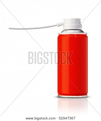 Aluminum Spray Can