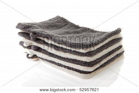 Pile Of Washcloths