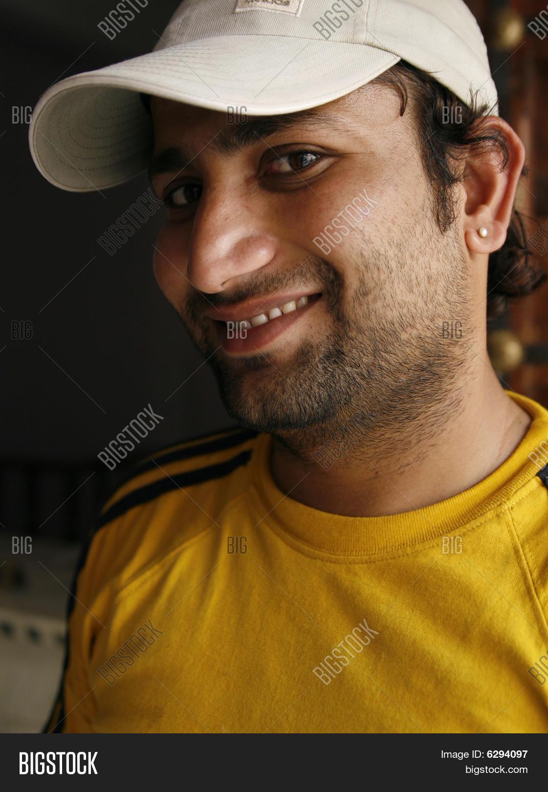 fb1de5ff6fa Smiling Indian Man Image   Photo (Free Trial)