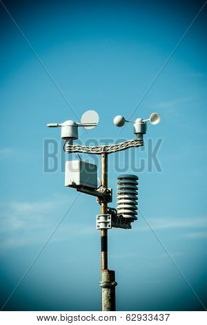 Weather Station Details