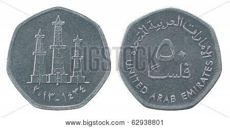 United Arab Emirates Coin