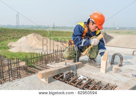 Worker mount bridge span