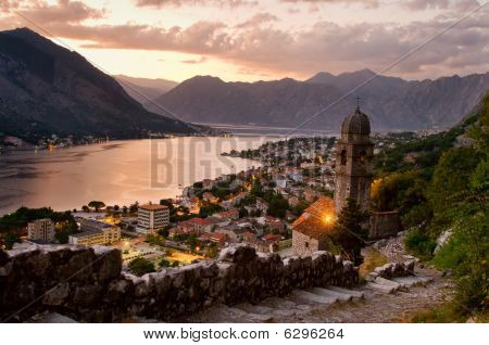 Our Lady of Health Church - Kotor Montenegro