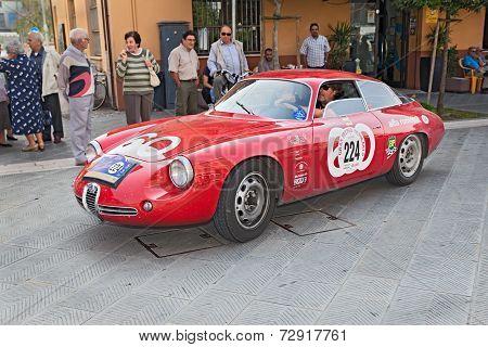 Alfa Romeo Giulietta Sz (1961)