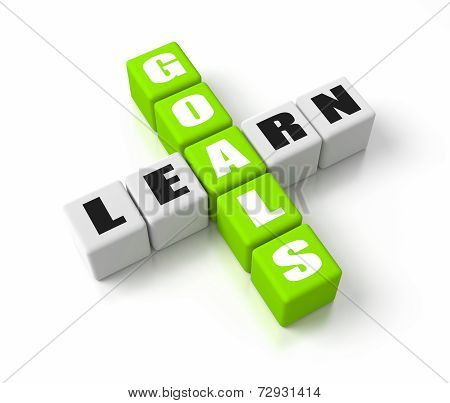 Learning Goals Green