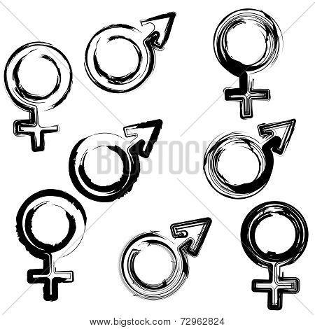 Sign Men And Women