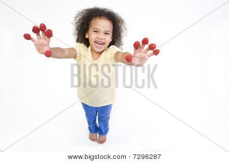 Raspberry Girl