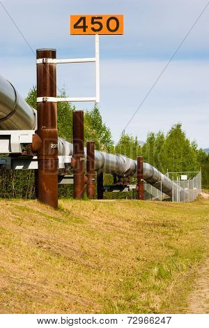 Trans-alaskan Oil Pipeline