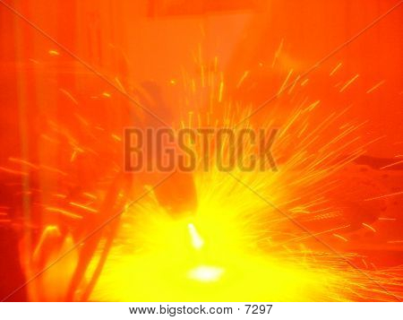 Spray Welding B