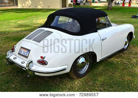 1962 Porsche 356 Convertible
