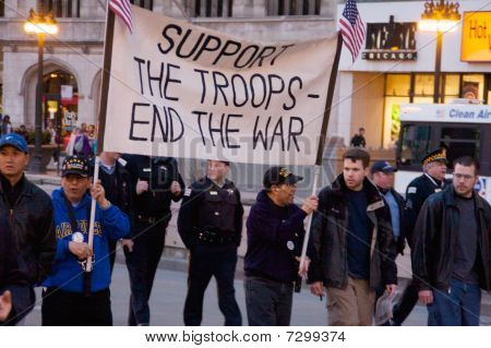 Anti-War Protest