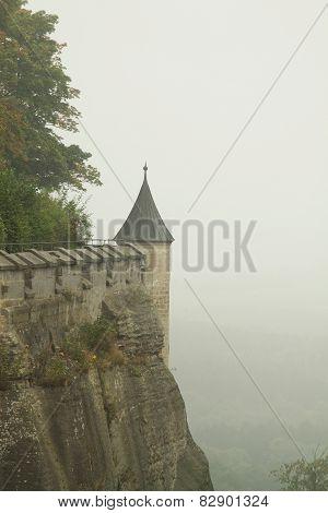Fortress Königstein.