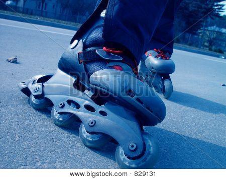 Roller-blades