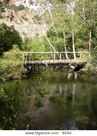 Old Secluded Bridge
