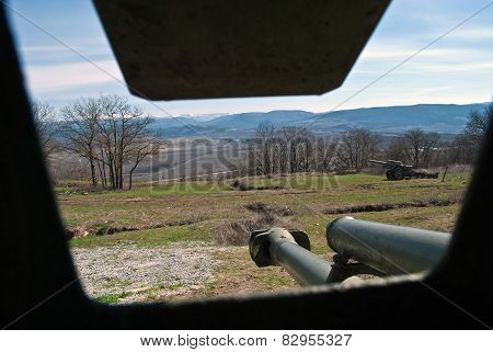 Cannon On Position