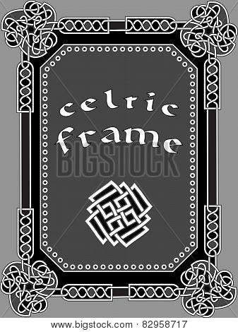Celtic Frame An Element Of Design