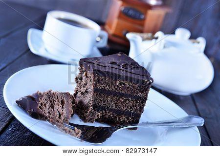 Chocolate Plate