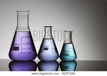 Conical Flasks