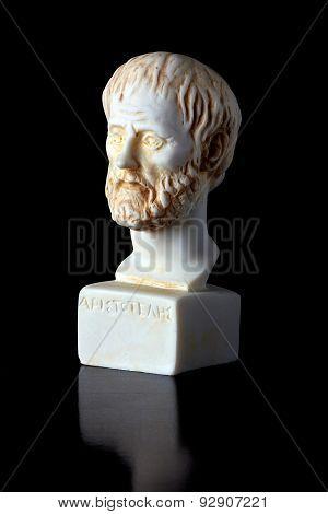 Aristoteles Was An Ancient Greek Philosopher,