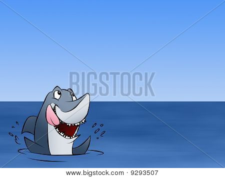 Shark Invite