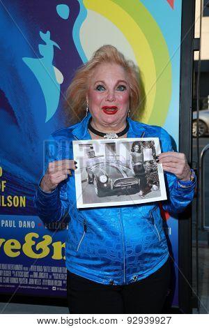 LOS ANGELES - JUN 2:  Carol Connors at the