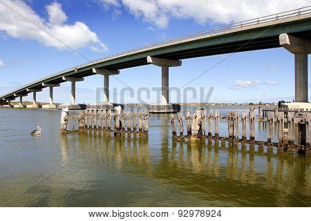Bridge Across To The Island