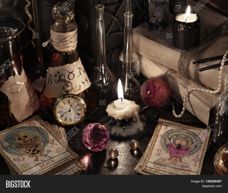 Close Tarot Cards, Image & Photo (Free Trial)   Bigstock