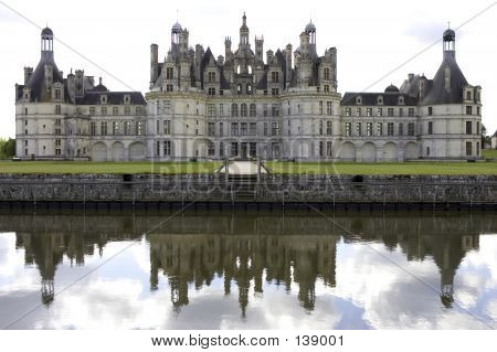 Chateau De Chambord, Loire Valley, France