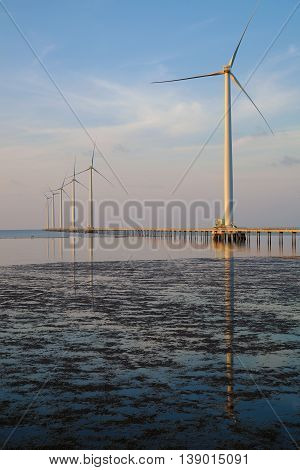 Clean Energy, Wind Power Plant